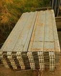 Fasádní lešení 243 m² - podlážky nové