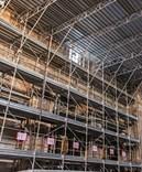 Rámové lešení 59,9 m² - podlážky standard
