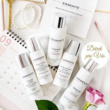 ESSENTÉ Beauty Box Acne Stop Express+Therapy krém