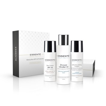 ESSENTÉ Beauty Box SPF 30 Protection (3 ks)