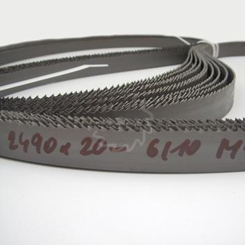 Pilové pásy na kov