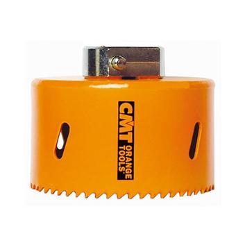 CMT C551 FASTX4 Vrtací korunky Bi-Metal Plus na nerezovou ocel, hliník, zinek, měď