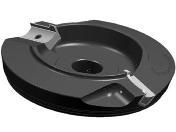 Fréza na zaoblování hran KARNED 8310 - s VBD