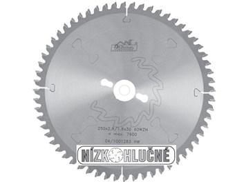SK pilový kotouč PILANA 5381 250x30-60WZ N