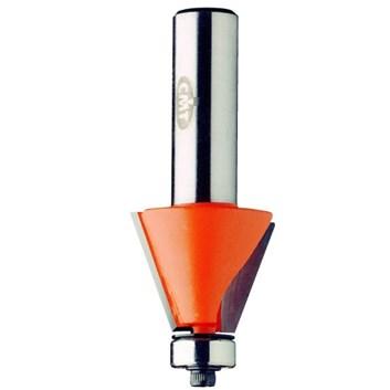 CMT C957 Úhlová fréza s ložiskem - 22,5° D31x22 S=12 HM
