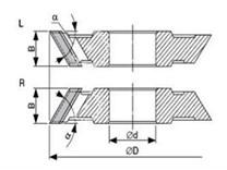 Úhlová fréza na dřevo - levé i pravé provedení