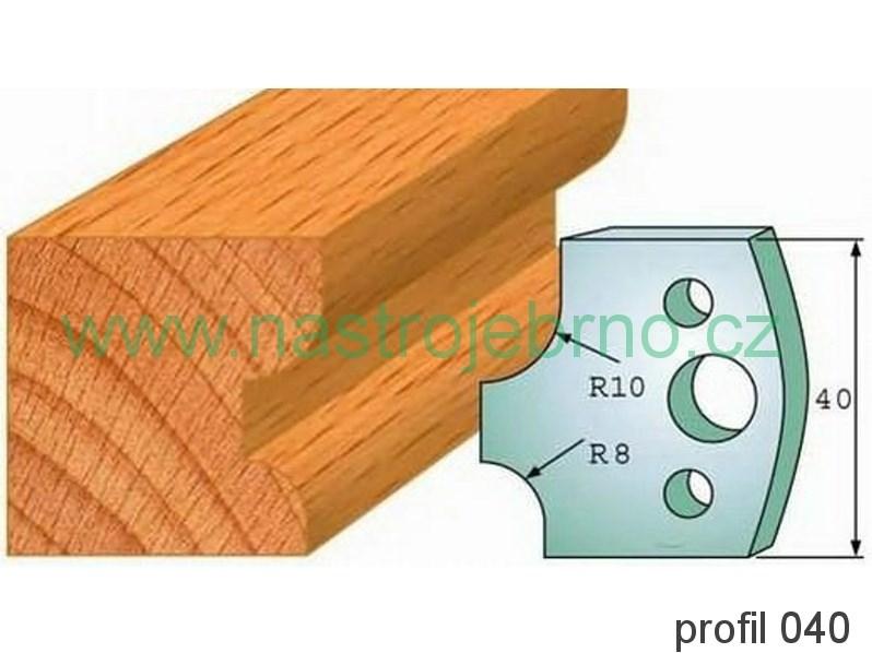 Omezovač profilových nožů 040 PILANA