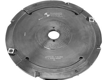Fréza čepovací stavitelná KARNED 2850/S 250x30-08-15