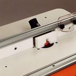 Frézovací pravítko pro frézovací stolek Industrio