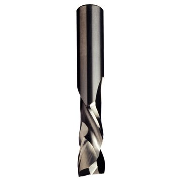 IGM 190 Drážkovací spirálová fréza pozitivně-negativní HWM D4x15 L50 S=4 Z1+1