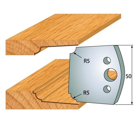 IGM profil 579 - pár nožů 50x4mm SP