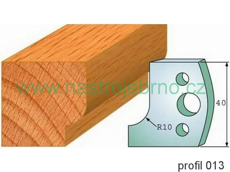 Profilový nůž 013 PILANA