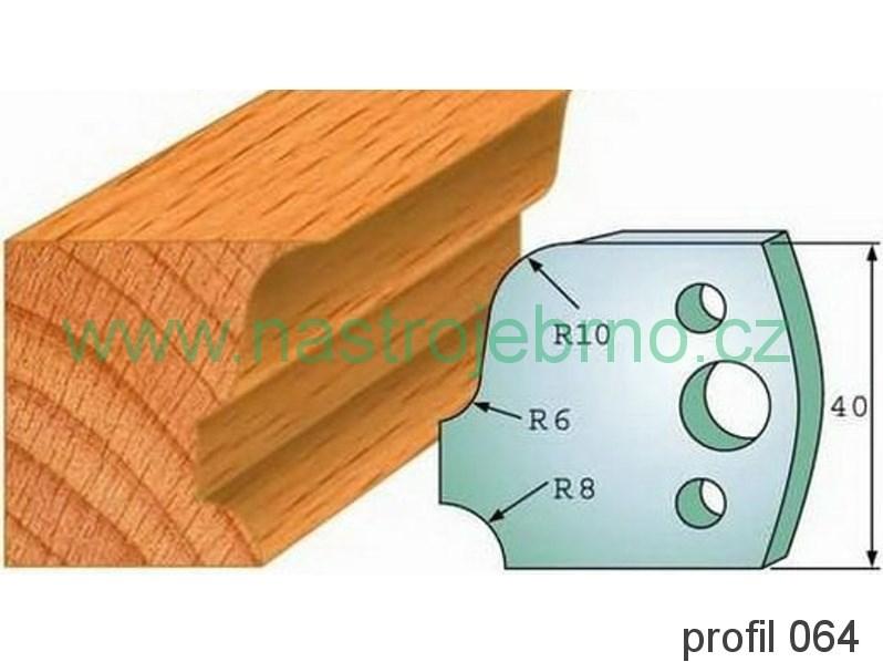 Profilový nůž 064 PILANA