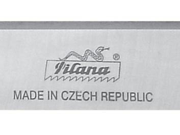 Hoblovací nůž PILANA 5811 200x30x3 HSS18%W