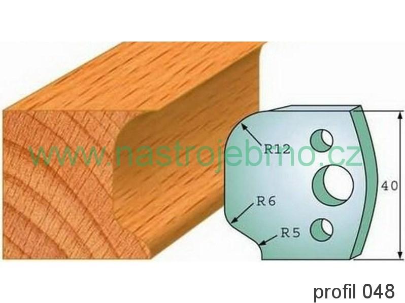 Profilový nůž 048 PILANA