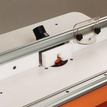 Profilovací vložka CMT do pravítka pro frézovací stolek Industrio