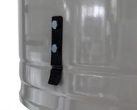 Odsavač pilin ADAMIK FT402SF - pružinová spona k uchycení odpadních pytlů