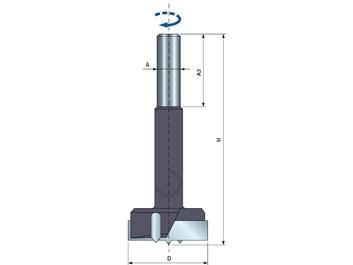 SK sukovník FREUD PC12MD  35x10-90