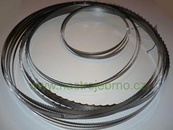 pilový pás na dřevo - C 75 10x0,6-t- 6 - 2720 mm RO