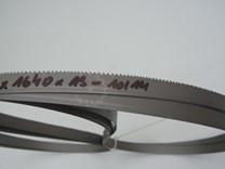 Pilový pás na kov bimetal šíře 13 mm - ozubení 10/14 - jemnější