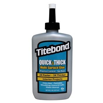 Titebond Quick & Thick Lepidlo na dřevo 237ml