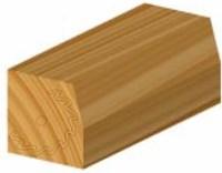 Stopková fréza na dřevo úhlová FREUD - použití frézy
