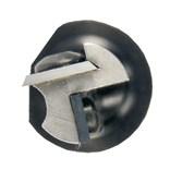 IGM F044 Drážkovací fréza se zavrtávací žiletkou - D15,8x28,3 L91 S=12,7 HM