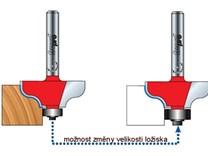 Stopková fréza tvarová s ložiskem FREUD - možnost výměny ložiska