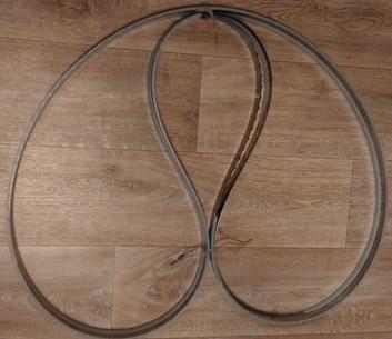 Pilový pás na dřevo X-CUT 3658x35x0,9 T-22