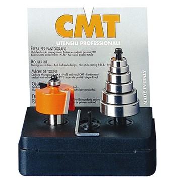CMT C935 Falcovací sada na polodrážku - H0-12,7 D34,9x12,7 S=12 HM