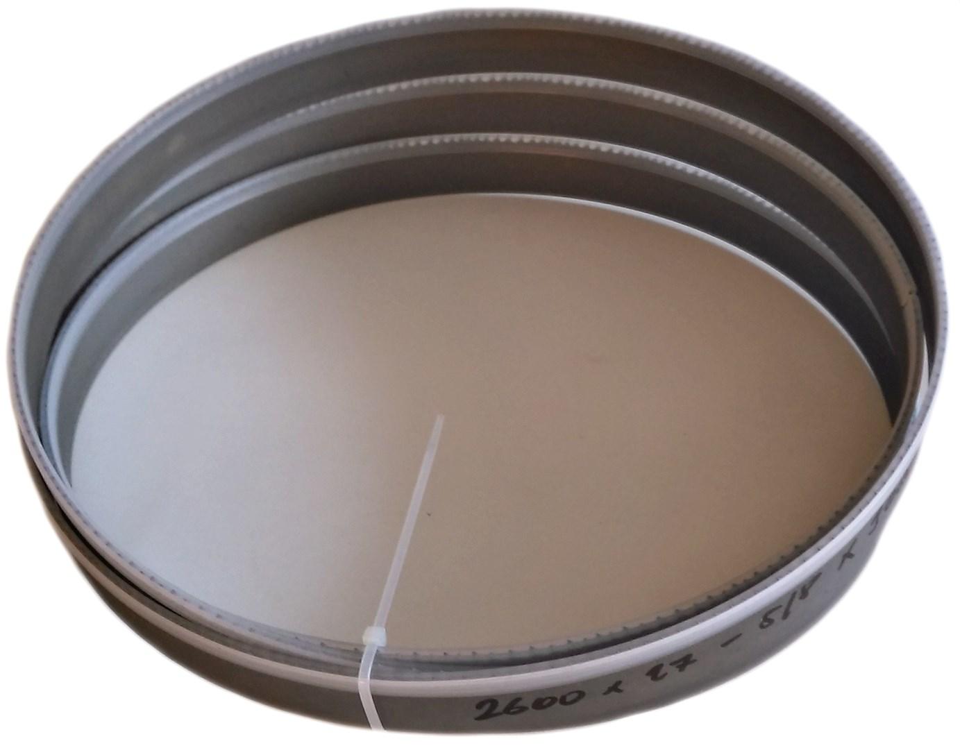 Pilový pás na kov 2600x27 WIKUS VARIO M42