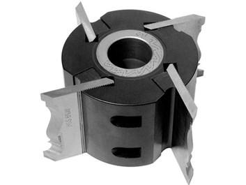 Profilová frézovací hlava KARNED 8341 122x80-40