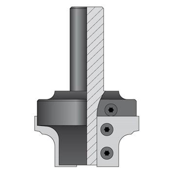 CMT C615 Profilová fréza typ A S=20mm