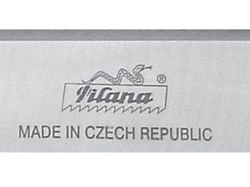 Hoblovací nůž PILANA 5811 160x30x3 HSS18%W