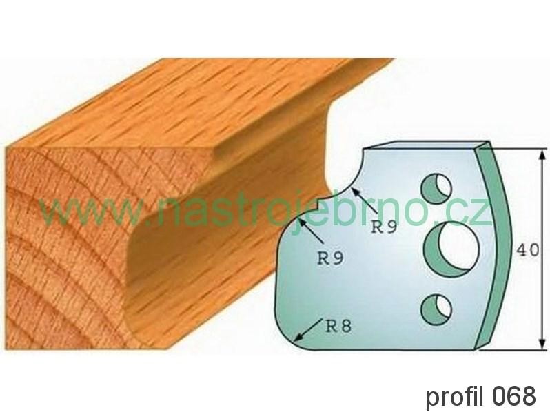 Profilový nůž 068 PILANA