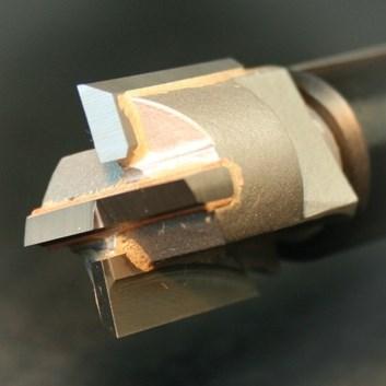 IGM Fréza HM pro dřevěné dveře | D16 mm