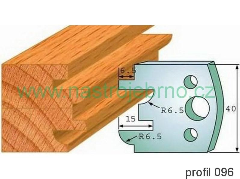 Profilový nůž 096 PILANA
