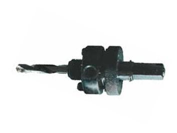 Unašeč s vrtákem pro korunky do 32-152 mm