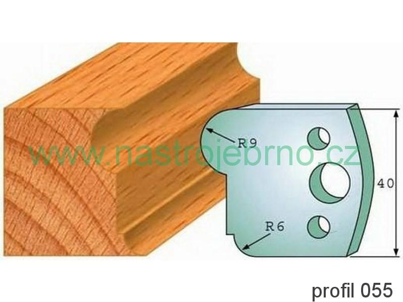 Omezovač profilových nožů 055 PILANA