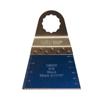 CMT Ponorný pilový list s prodlouženou životností BIM, na dřevo - 68mm, sada 5 ks, pro Fein, Festool