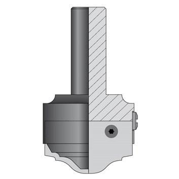 CMT C615 Profilová fréza typ B S=20mm