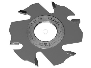 Fréza na dřevo drážkovací KARNED 1150 125x30-08