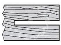 Fréza čepovací stavitelná KARNED 2850 250x30-08-15 - profil