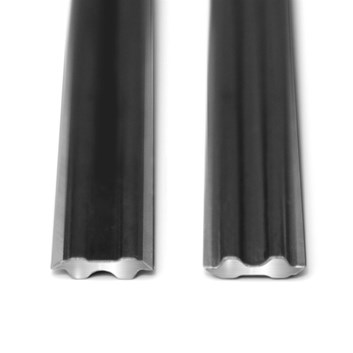 IGM Hoblovací nůž TERSA Black Oxide - 410x10x2,3