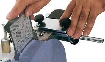 Úhlová měrka pro brusný kotouč Ø 200 mm (pro NTS 200/255)