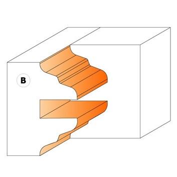 CMT Nůž pro C694015 - pár žiletek B1 25x29,8x2mm