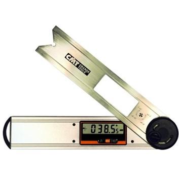 CMT Digitální úhloměr - s pravítkem 0°- 220°, rozlišení na 0,05°