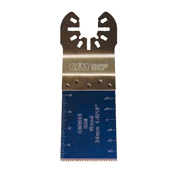 CMT Ponorný pilový list s japonským zubem HCS, na dřevo - 34mm