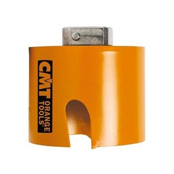 CMT C550 FASTX4 Vrtací korunka HW - D35x52 L63 Z1