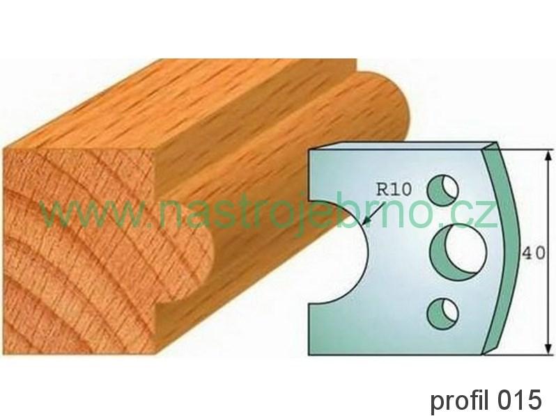 Profilový nůž 015 PILANA
